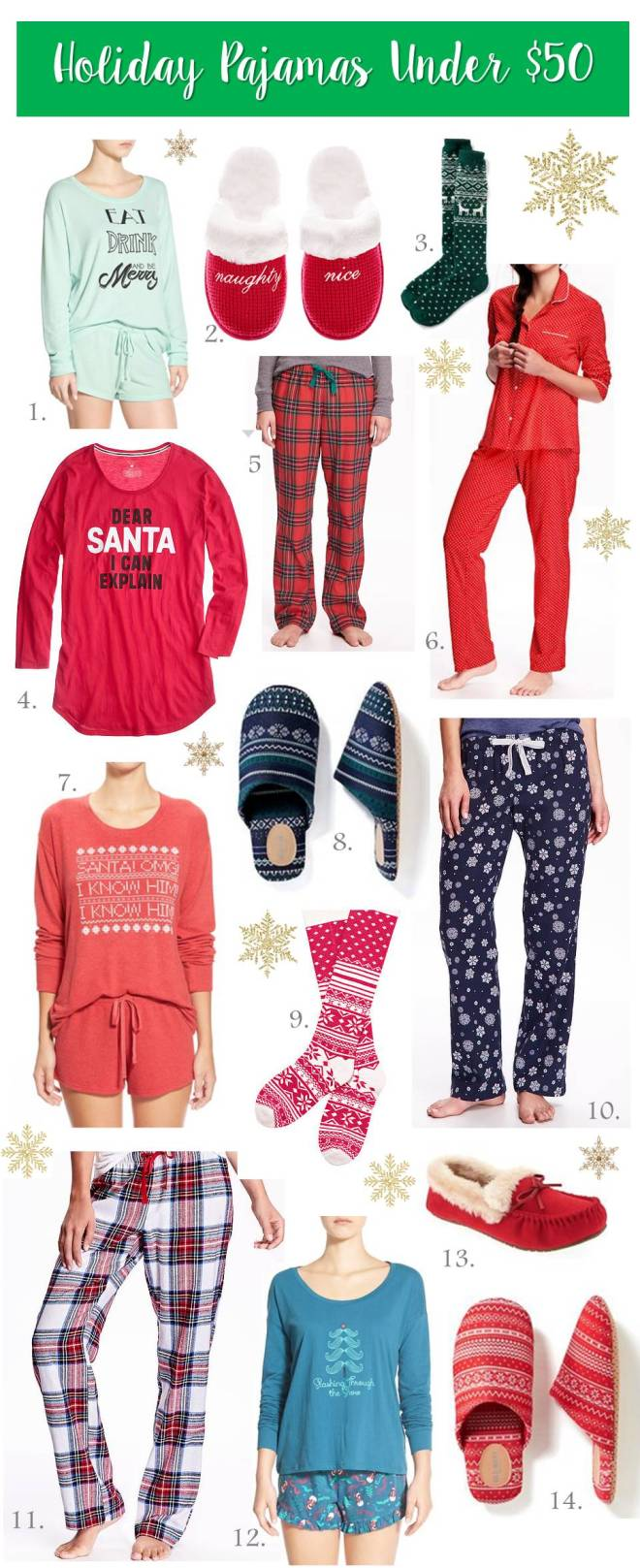 Holiday PJs